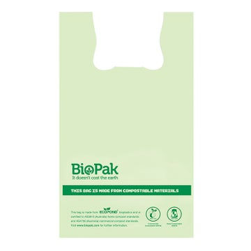 20L Bioplastic Checkout Bag