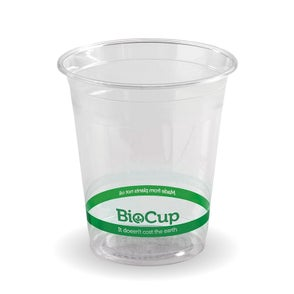 200ml Clear BioCup