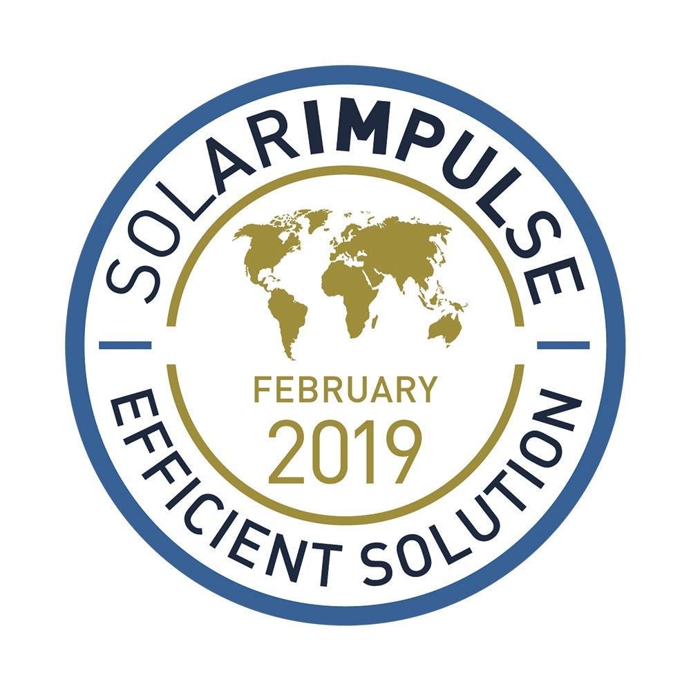 BioPak's solar impulse certification