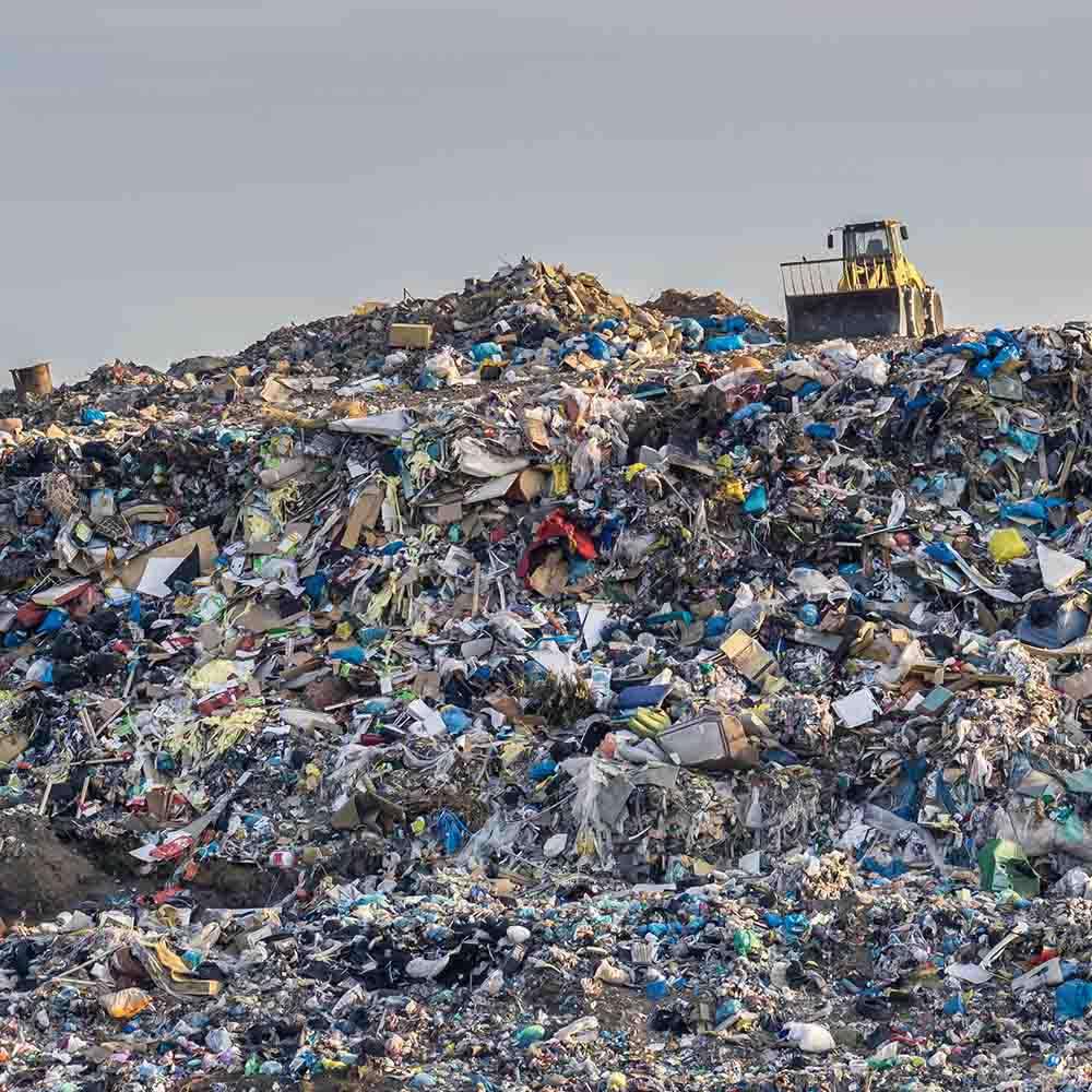 image of landfill
