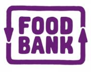 profit for purpose business charity partner food bank logo