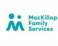 profit for purpose business charity partner mackillop family services logo