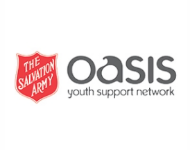 profit for purpose business charity partner oasis youth support logo