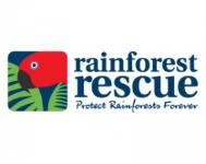 profit for purpose business charity partner rainforest rescue logo