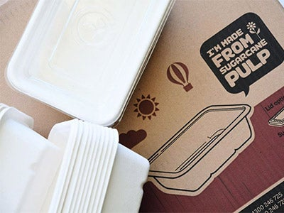 food packaging free shipping